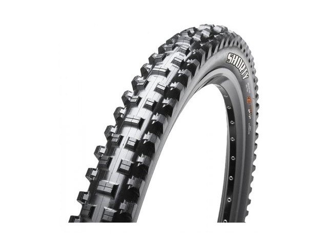 "Maxxis Shorty 2PLY 3C 61-584 27.5""x2.40"" click to zoom image"